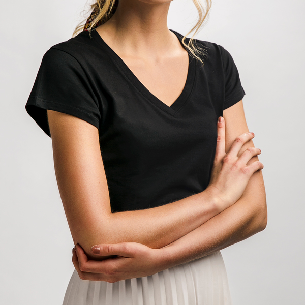 ATHENS WOMEN. Camiseta de mujer