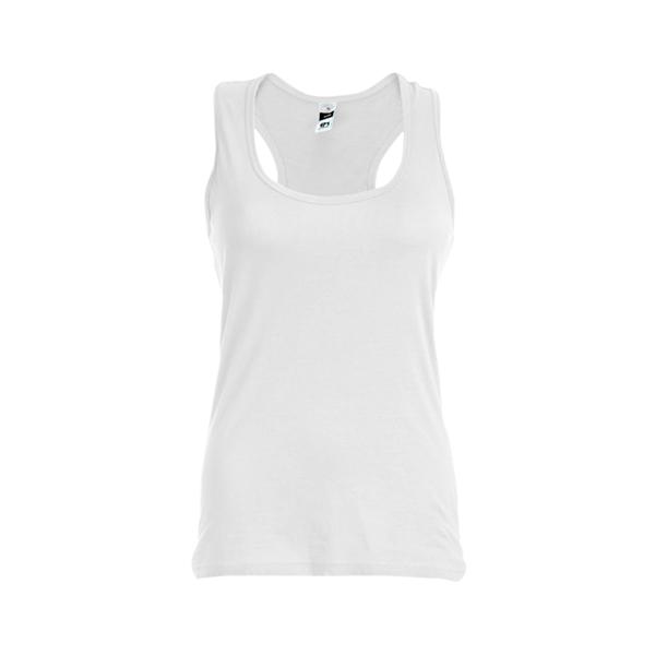 TIRANA. Camiseta sin mangas para mujer