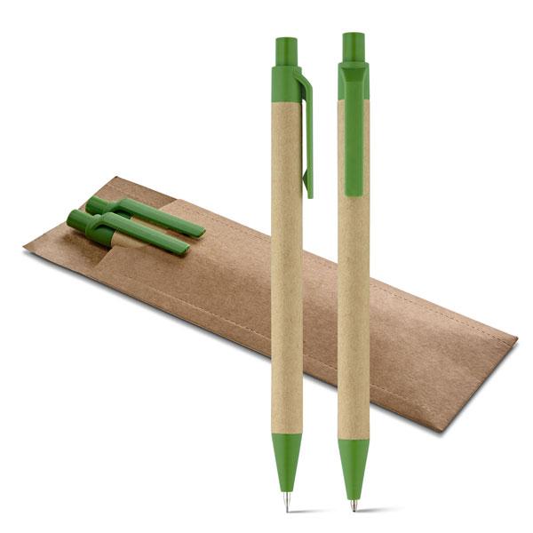 LEAF. Set de bolígrafo y portaminas