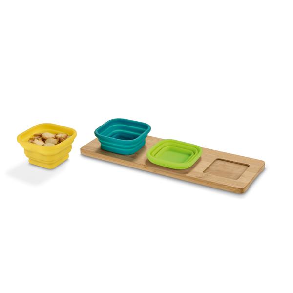 Base de mesa con 3 piezas