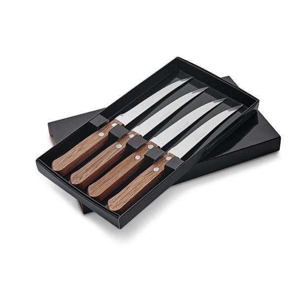 Set de 4 cuchillos