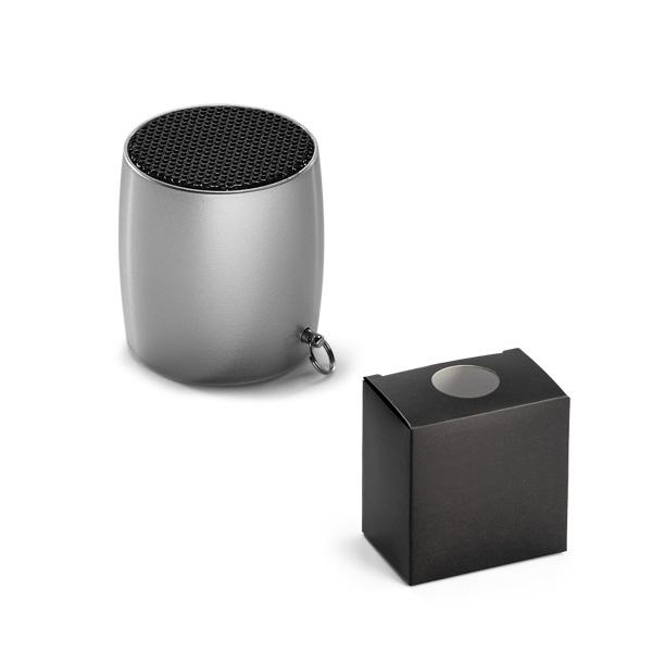 Mini altavoz con micrófono