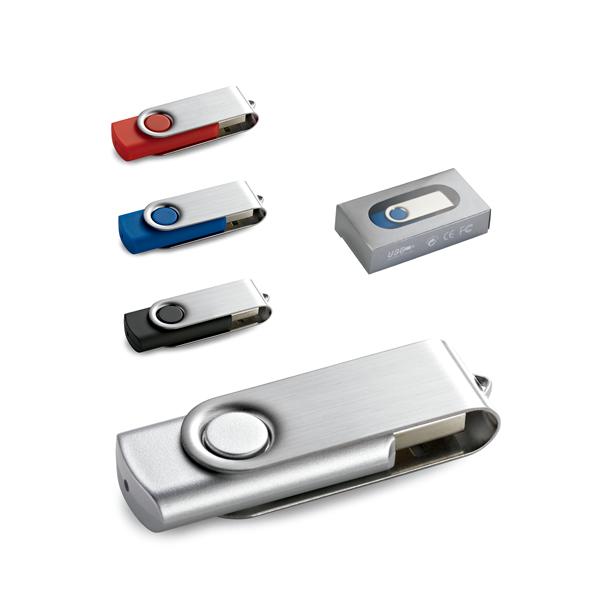 Memoria USB, 8GB