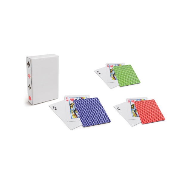 Baraja de 54 cartas
