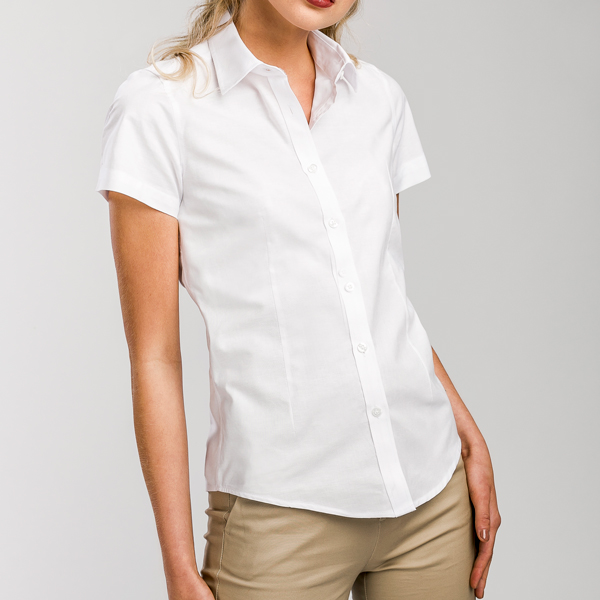 LONDON WOMEN. Camisa oxford para mujer